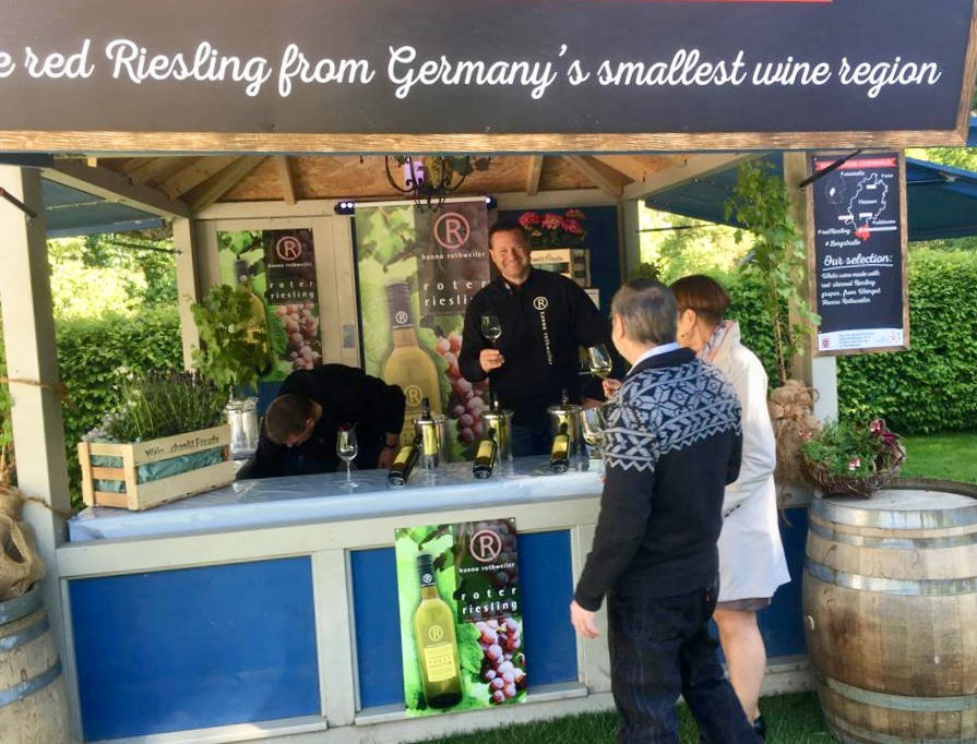 Roter Riesling Germany Travel Mart