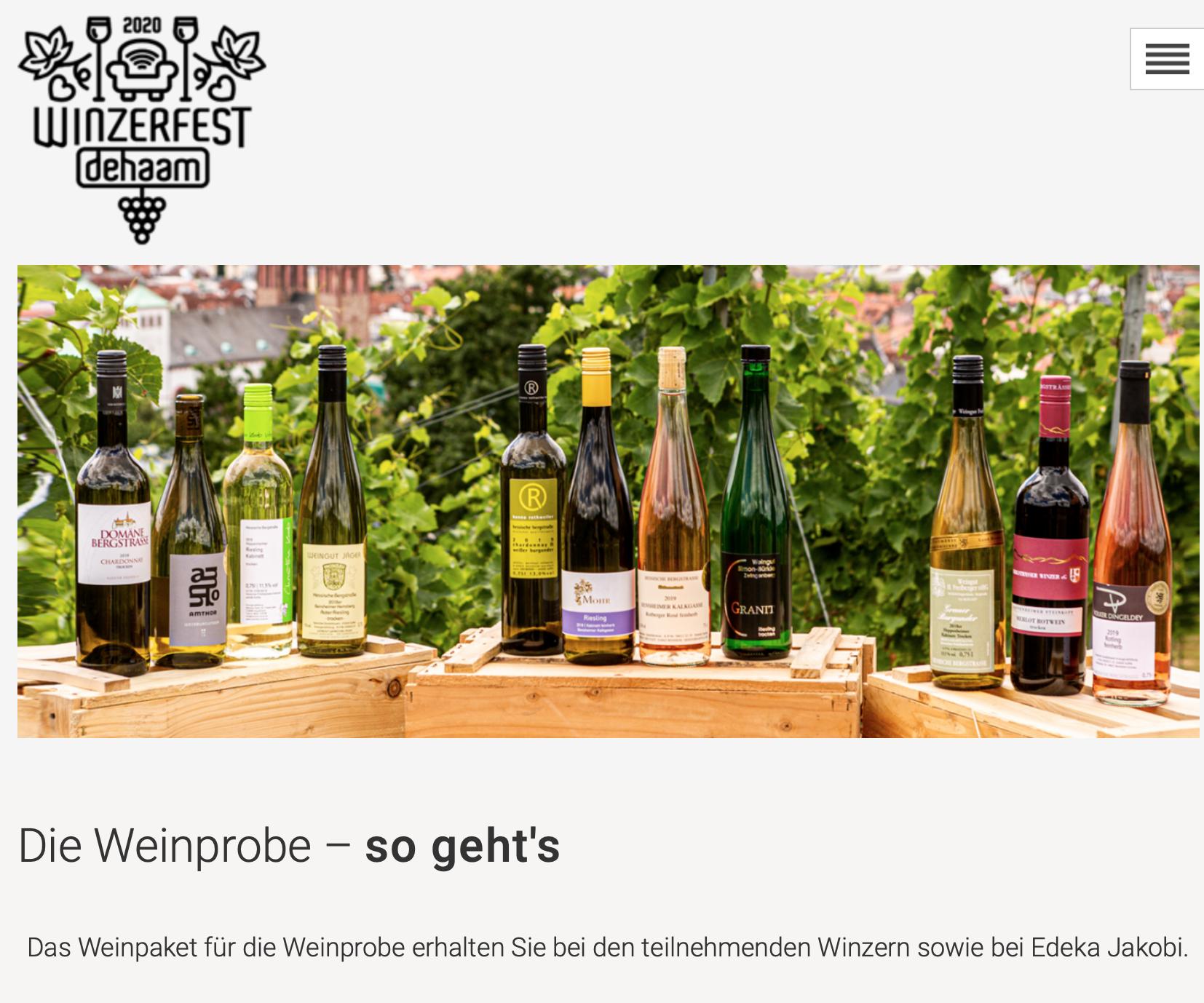 roter riesling-winzerfest dehaam_weinprobe